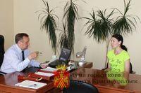 Личный прием граждан Главой городского округа Красноуральск