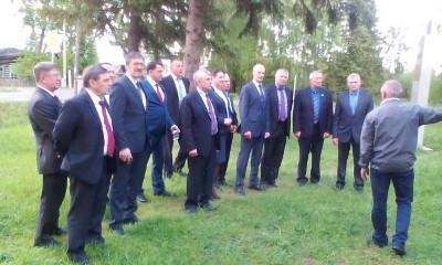 Очередное совещание с Главами городских округов Северного управленческого округа Свердловской области